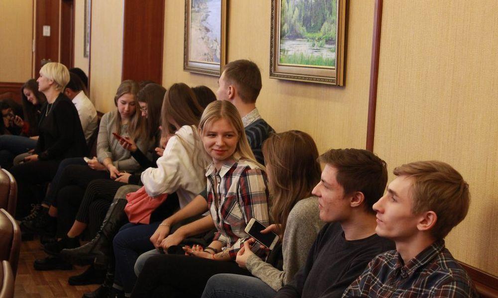 Cтуденты Университета «МИР» встретились с представителями секретариата Самарской «Модели ООН».