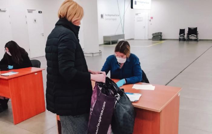 В аэропорту Курумоч усиливаются меры безопасности