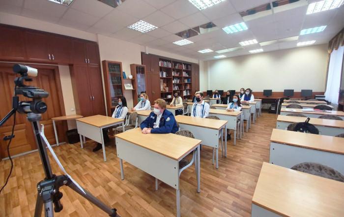 Встреча с Губернатором Самарской области